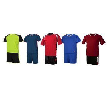 Футбольная форма 2